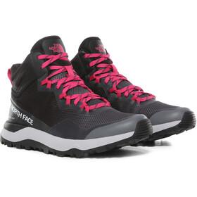 The North Face Activist Mid Futurelight Shoes Women zinc grey/tnf black